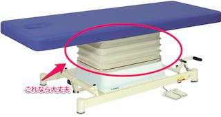 電動ベッド油圧式2