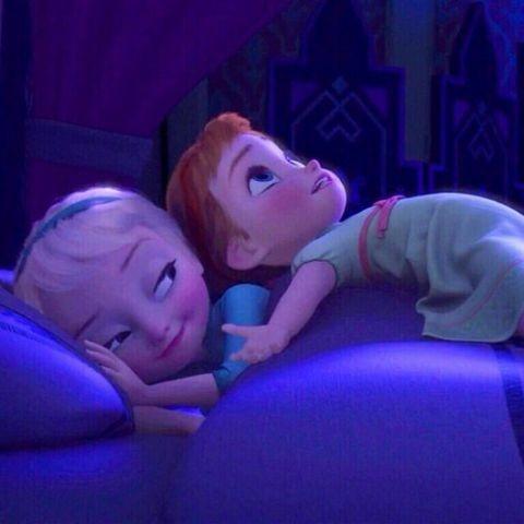 アナとエルサ2