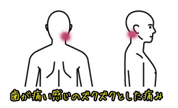 首の痛み症例4