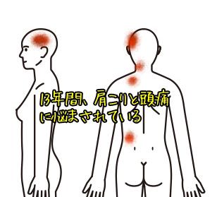 肩こり症例007