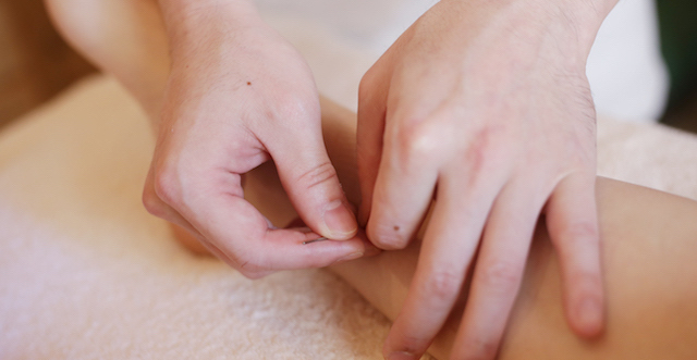 やさしい鍼灸の技術が結果を出す