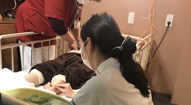 便秘への鍼治療研究