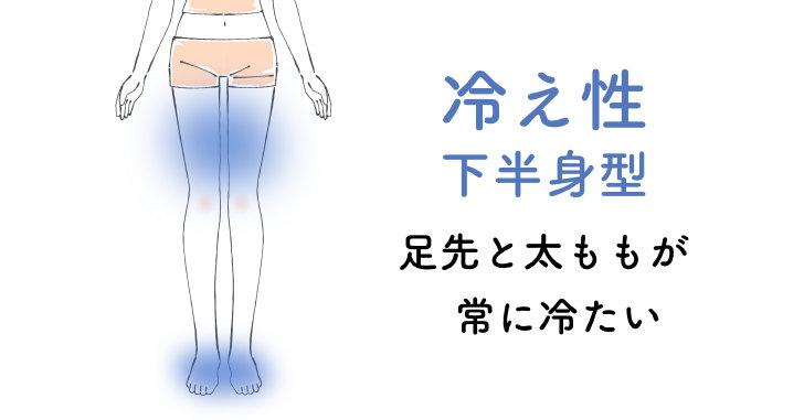 冷え性の症例001