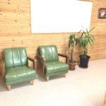 札幌鍼灸院待合室は感染症対策がなされています
