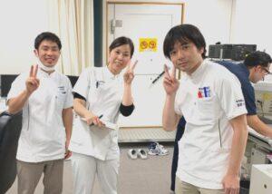 医師に施術を任される札幌市の鍼灸チーム