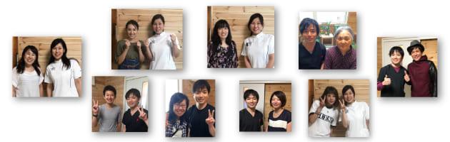 喜びを分かち合う札幌市の鍼灸院